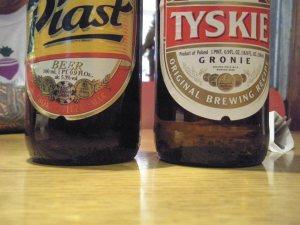 Piast, Tyskie